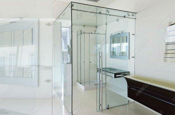 Pare douches / cabine de douche en verre / Douche à l'italienne