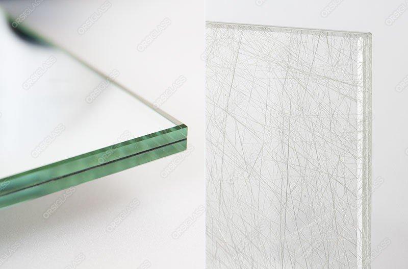 Verre feuillet fabrication sur mesure for Verre miroir sans tain