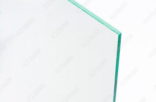 Glace anti-reflet