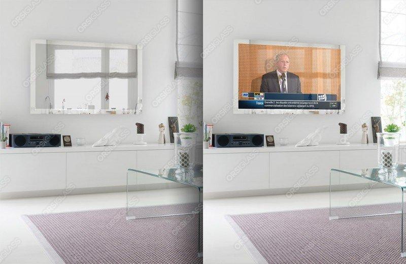 Miroir fabrication sur mesure for Miroir salle de bain sur mesure